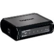 TRENDnet TE100 S5 - Commutateur - 5 x 10/100 - Ordinateur de bureau