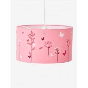 VERTBAUDET Abajur de teto, Butterfly rosa medio liso com motivo