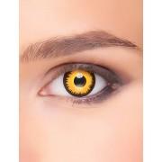 Vegaoo Contact lenzen leeuwen ogen One Size