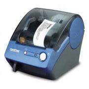 Brother Thermal Label Printer QL-500 Blu stampante per etichette (CD)