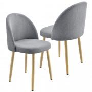 [en.casa]® Sada židlí AAVC-8455