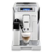 Espressor automat DeLonghi Elleta ECAM45.760.W, 1450W, 15 bar, Oprire automată, Sistem De'Longhi LatteCrema, Alb