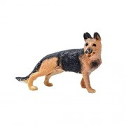 Tootpado (1TNG144) German Shepherd Retriever Dog Figure Toys 3.5 Inch - Realistically Detailed Animal Toy Figures Dog Replica Model