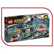 Lego Конструктор Lego Speed Champions Mercedes AMG Petronas Formula One Team 75883