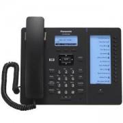VoIP телефон Panasonic KX-HDV230, Черен, 1544012