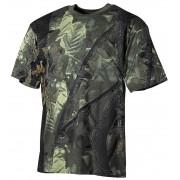 Koszulka dla myśliwego Real Tree, kamuflaż liście
