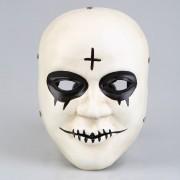 ER Películas De Terror Derechos Plan Claro Máscaras De Halloween Cosplay Masquerade Props -Mezclar Colores