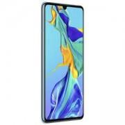 Смартфон Huawei P30 (Breathing Crystal), 2 sim карти, 6.1 инча (15.49 cm) FHD+ OLED дисплей, 6901443284597_6901443216901