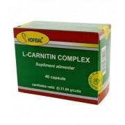 L-Carnitin Complex, 40 capsule
