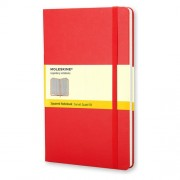 Moleskine Moleskine Notes 9X14 Hard Class. Red Qp012r