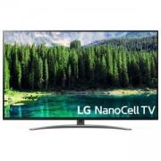 Телевизор LG 55SM8600PLA, 55 инча 4K HDR Smart Nano Cell, 3840 x 2160, DVB-T2/C/S2, Alpha 7 II, Dolby Atmos, webOS ThinQ AI, Miracast