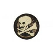 Maxpedition Patch Skull (Färg: Glow)