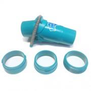 Kreepy Krauly Klever Kleena / Sprinta - KK63.1 - Miniskim + Vaccuum plate adaptors - Pool Cleaner Spare Part