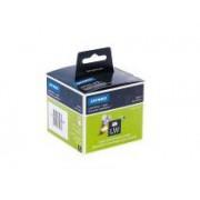 Dymo Etikett Dymo diskett 70x54 vit 320st/fp