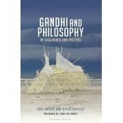 Gandhi and Philosophy par Mohan & Shaj University of Delhi & IndiaDwivedi & Divya Indian Institute of Technology & India