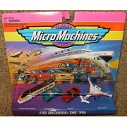 Micro Machines Decades: the 1990s #30 Collection