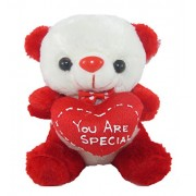 Tickles Red You Are Special Teddy With Heart Stuffed Soft Plush Toy 16 cm