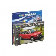Model set macheta vw golf 1 cabrio revell 67071