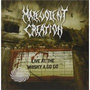 Video Delta Malevolent Creation - Live At The Whisky A Go Go - CD