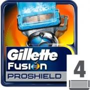 Gillette Fusion Proshield Резервни остриета 4 бр.
