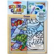 Детски стъклопис - Океан - 18582 - Melissa&Doug, 000772185820