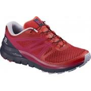 Salomon Sense Max 2 W - scarpe trail running - donna - Red/Black