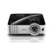 BenQ MX631ST Proyector para escritorio 3200lúmenes ANSI DLP WXGA (1280x800) 3D Negro, Color blanco videoproyector