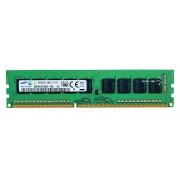 Arbeitspeicher 1x 8GB Samsung ECC UNBUFFERED DDR3 1600MHz PC3-12800 UDIMM | M391B1G73QH0-YK0