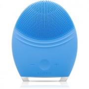 FOREO Luna™ 2 Professional Schall-Reinigungsgerät mit Antifalten-Effekt Aquamarine