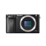 Sony 6000 Cuerpo MILC 24.3 MP CMOS 6000 x 4000 Pixeles Negro Cámara Digital (24.3 MP, 6000 x 4000 Pixeles, CMOS, Full HD, 285 g, Negro)