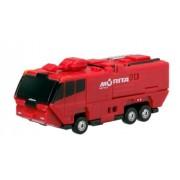 Bandai VooV VM04 Transforming Toy Car [Morita Airport Chemical Fire Engine (MAF-60A) ~ Ladder Truck Super Gyro Ladder (MLJSH5-30W)]