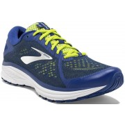 Brooks Aduro 6 - scarpe running neutre - uomo - Blue/Yellow