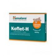 Koflet Pastile Ghimbir Prisum Himalaya 12buc