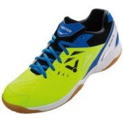 Victor SH-A170 Badminton Shoe (Green/Blue) Badminton Shoes For Men(Green)