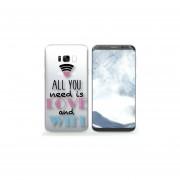 Funda Para Celular Samsung Galaxy S8 - All You Need Love