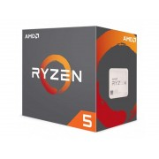 CPU AMD Ryzen 5-1600X (3.6GHz do 4GHz, 19MB (3MB+16MB), C/T: 6/12, AM4, 95W), 36mj