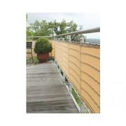 Aparatoare pentru balcon 75x500 cm, sisal