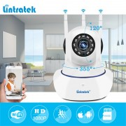 lintratek mini CCTV IP Camera wi-fi hd 1080P Video Surveillance wifi Camera Home Security Wireless Camera Baby Monitor IPCAMERA
