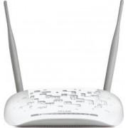 Router Wireless TP-Link TD-W8968 ADSL2 + 300Mbps 4 Porturi