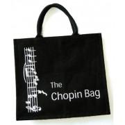 Juta Bevásárlótáska - Zenei Kollekció - The Chopin Bag