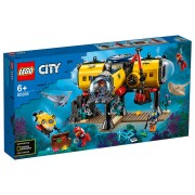 BAZA DE EXPLORARE A OCEANULUI LEGO CITY - LEGO (60265)