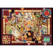 Puzzle Ravensburger - Jocuri Antice, 1.000 piese (19406)