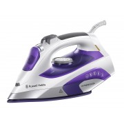 Russell Hobbs 21530 Extreme Glide Iron, 2400W - White and Purple