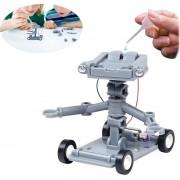 DIY Saltwater Powered Robot Juguete Inteligente Set