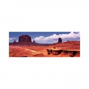 Educa Monument Valley panoráma puzzle, 1000 darabos