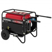 ECMT 7000K1 GV Honda Generator de curent electric trifazat , tip motor GX 390 , motor HONDA