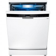 Siemens IQ-500 SN258W06TG Wifi Connected Standard Dishwasher - White - A+++ Rated