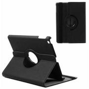 iPad Air Rotary Smart Leren Tas - Zwart
