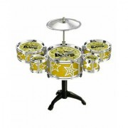 OH BABYBABYMini Jazz Drum Percussion Instruments Set Kit Musical Toys Random SE-ET-189