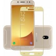 Folie Protectie Sticla Securizata Samsung Galaxy J5 2017 SM-J530F Auriu